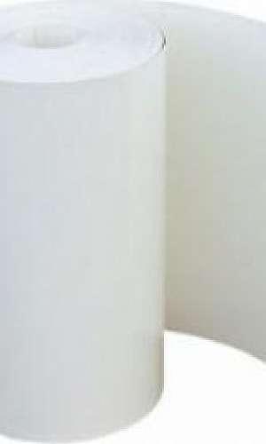 Bobinas de PVC branco