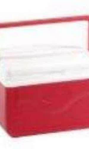 Caixas plásticas para hospitais