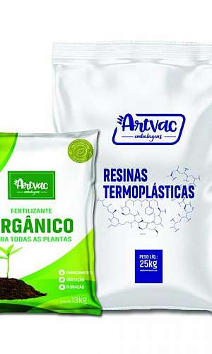 Embalagens plasticas industriais