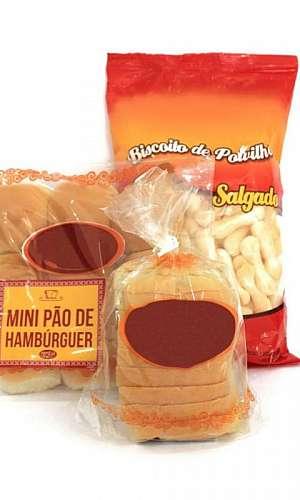 Embalagens plasticas para alimentos