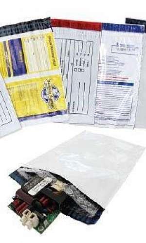 Envelope lacre de segurança