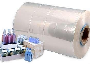 Rolo de filme plastico
