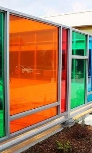 Insulfilm espelhado residencial
