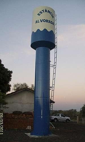Orçamento de limpeza de caixa d'água