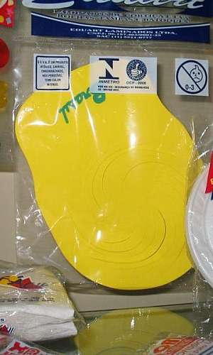 Plástico saco