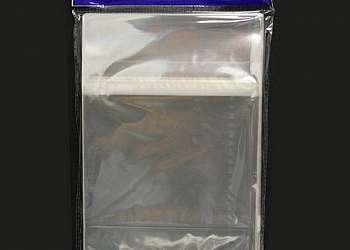 Saco Plástico PP Adesivado Transparente 500 Unidades