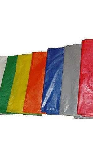 Sacos plásticos para embalagem industrial
